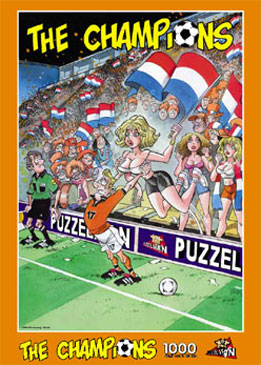 puzzel The Champions